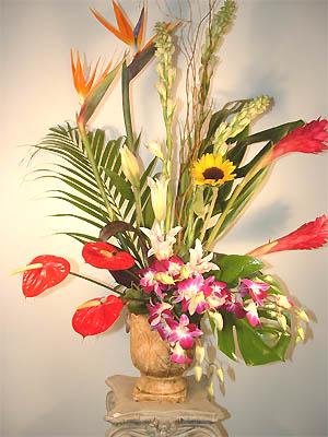 Arreglos florales flores artificiales flores naturales - Arreglos florales artificiales centros de mesa ...
